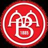 Escudo de AaB Alborg