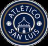 Escudo de Atl. de San Luis
