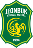 Escudo de Jeonbuk Motors