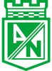 Escudo de At. Nacional