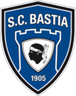 Escudo de SC Bastia
